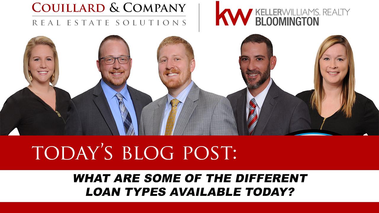 FHA, VA, USDA, and Conventional Loan type differences