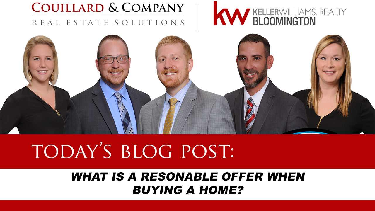 what is a reasonable offer blog post